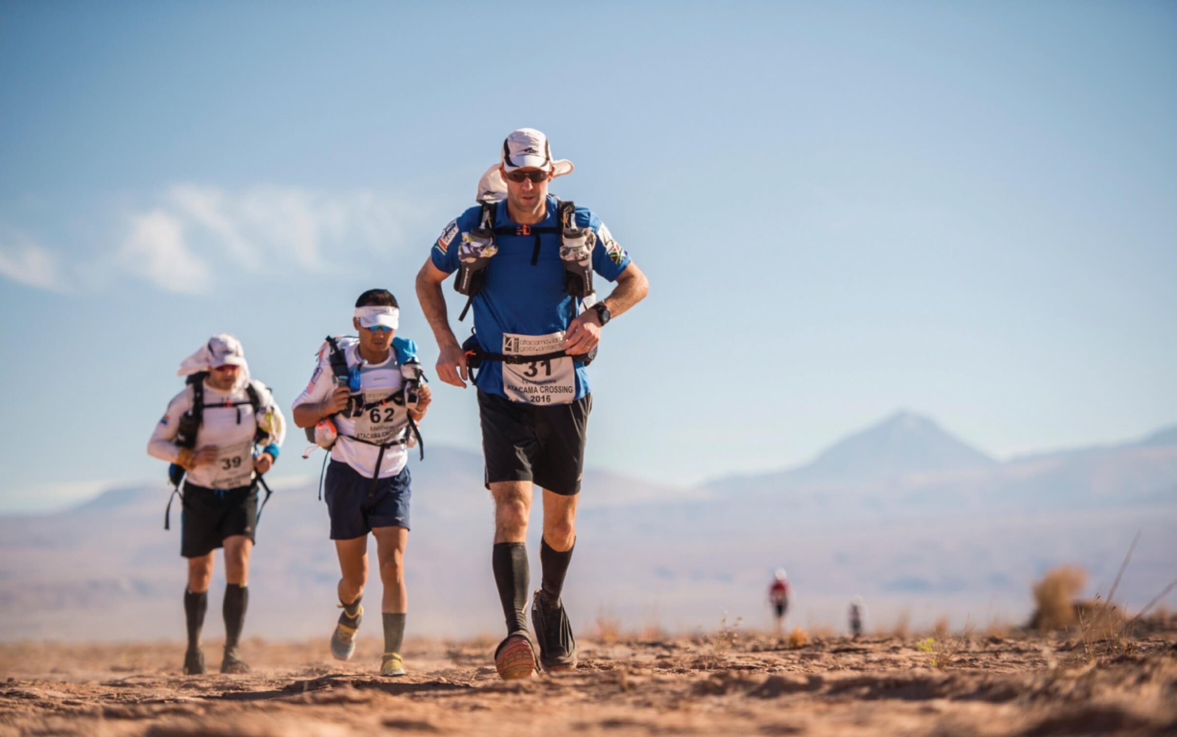 Trainingsplan Laufen - von 5 auf 250km | Chris Ley ...