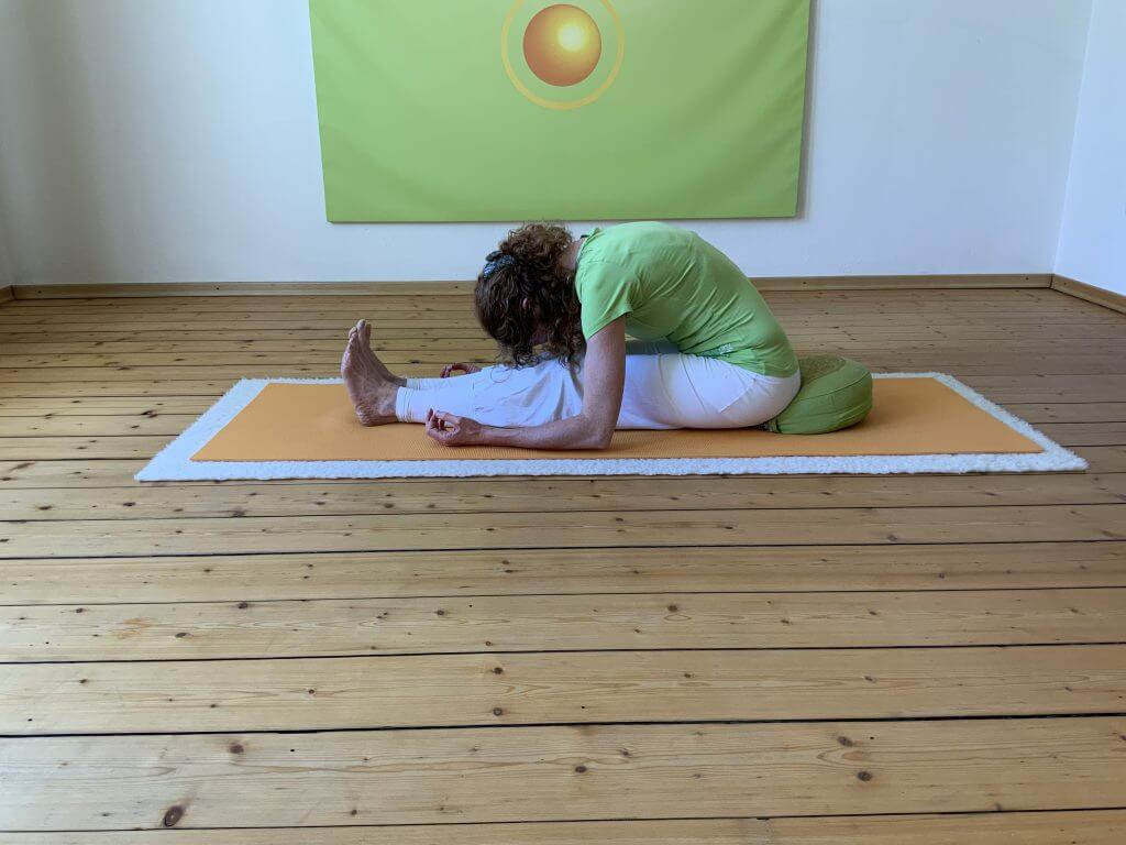 Asana Yoga Raupe