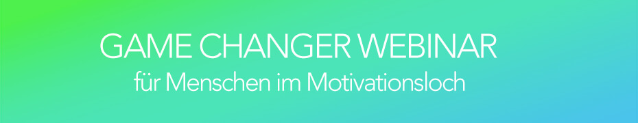 Game Changer Webinar