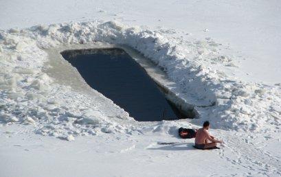 Nie mehr krank – mit Kältetraining zum Iceman